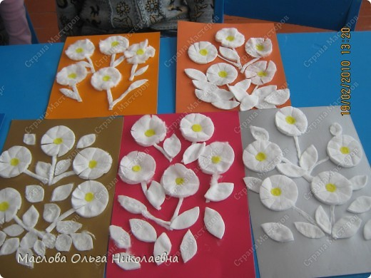Поделки ко дню матери в детском саду  для старшей группы